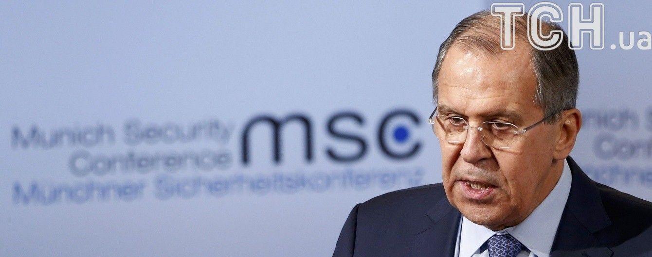 Лавров заявил, что Москва не хочет вмешиваться в дискуссии ЕС относительно снятия санкций с России