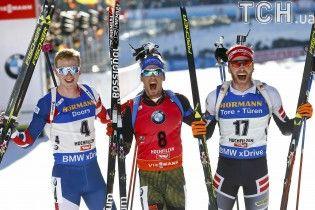 Німець Шемпп став чемпіоном світу у мас-старті, українців підвела стрільба