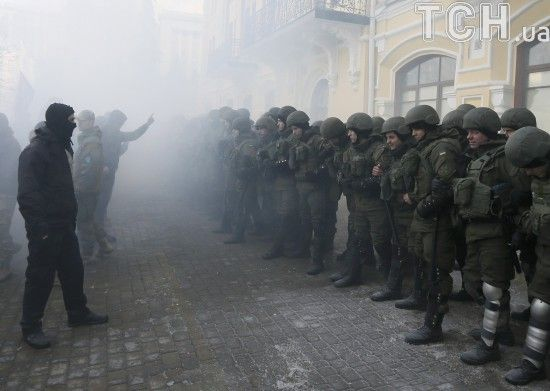Рада приравняла пострадавших во время Революции достоинства к участникам боевых действий