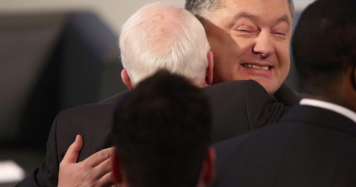 Маккейн зробив різку заяву зприводу зустрічі Трампа зПутіним