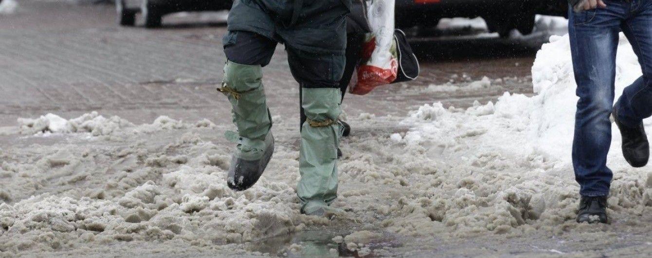 Синоптики обіцяють весняне потепління. Прогноз на 6-10 березня