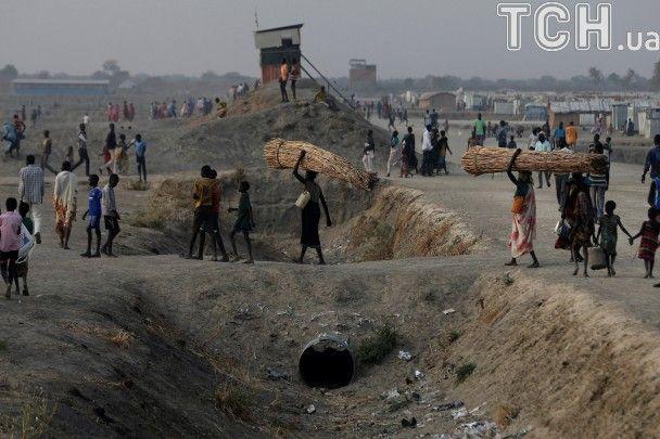 ООН оголосила про голод у Південному Судані: на межі смерті майже 100 тисяч жителів країни