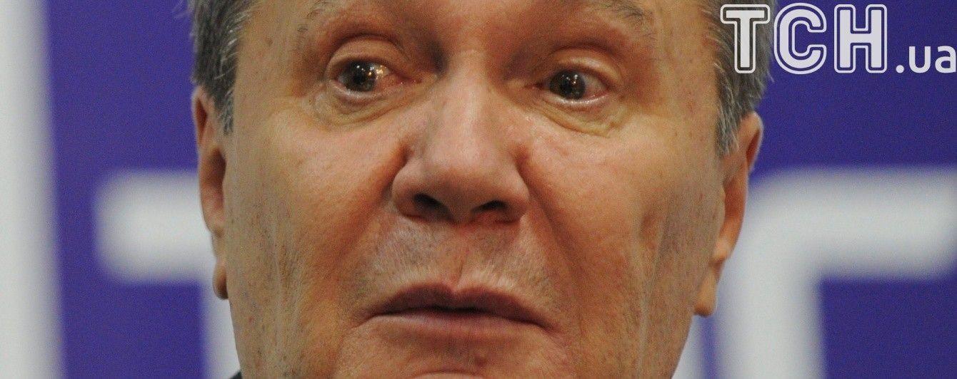 На суд по делу Януковича вызовут Порошенко