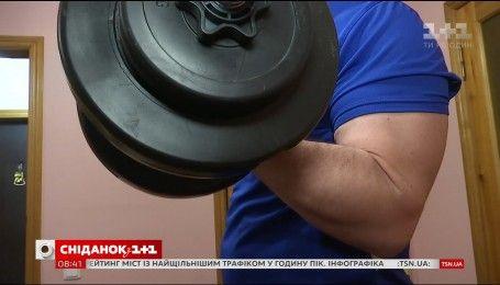 Он сбросил 50 кг за 2 года - история Арсения Тучи