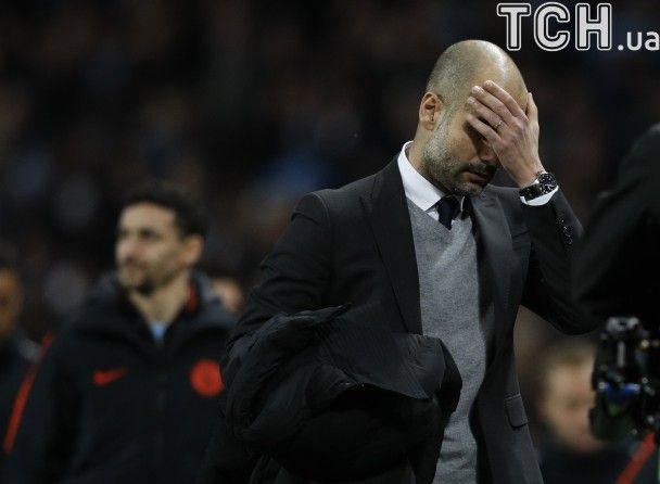 """Відтінки Гвардіоли. Які гримаси корчив тренер у неймовірному матчі з """"Монако"""""""