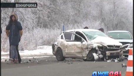 ДТП с дорог Украины - ДжеДАИ за 21 февраля 2017 года