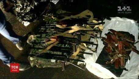 У частинах військово-морських сил посилюють контроль за зберіганням зброї