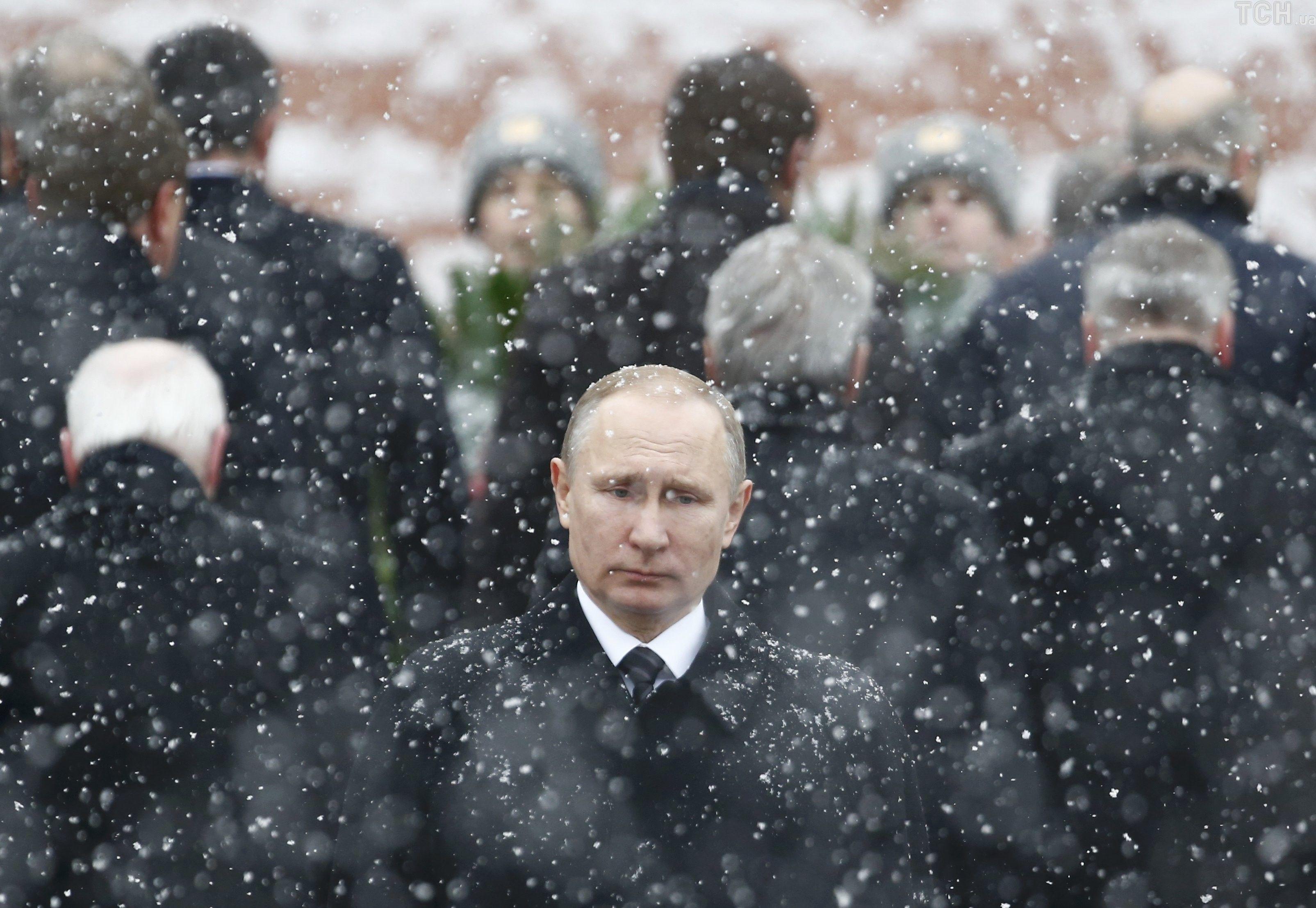 Путін, російські військові, армія Росії_1