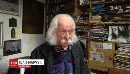 Детективна історія зникнення картин відомого художника Марчука