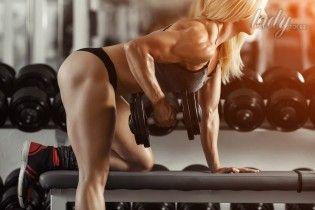 Зачем женщине заниматься бодибилдингом
