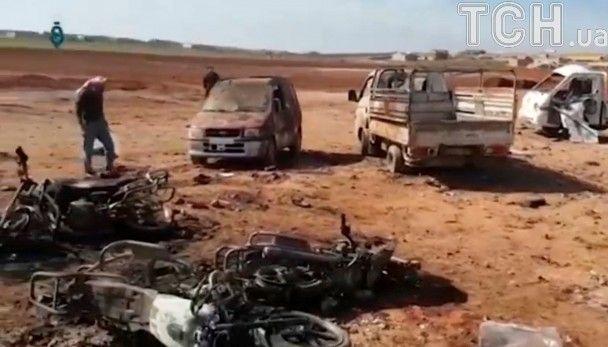 В Сирии возросло число жертв взрыва заминированного авто
