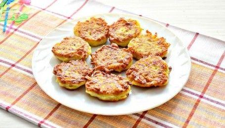 Картофельные канапе - рецепты Сеничкина