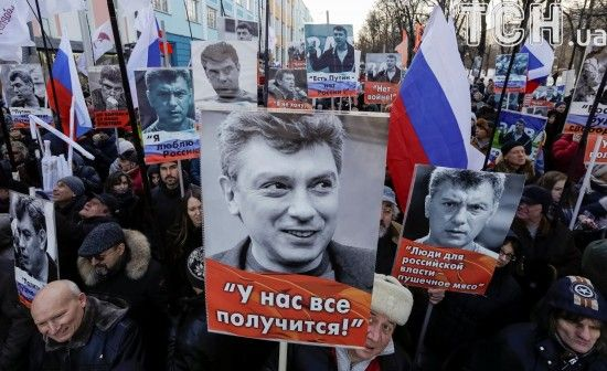 Міг бути справжнім конкурентом Путіна на виборах: у Росії вшанували пам'ять Нємцова