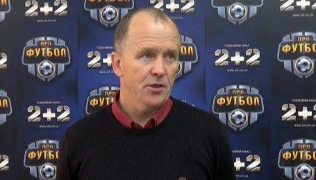 Чорноморець - Карпати - 1:0. Післяматчеві коментарі тренерів