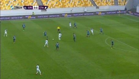 Олімпік - Сталь - 0:0. Відео матчу