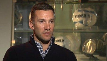 Андрей Шевченко: Мы знаем слабые стороны сборной Хорватии