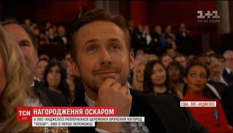 """Тріумфатором цьогорічного """"Оскара"""" став мюзикл """"Ла-Ла-Ленд"""""""