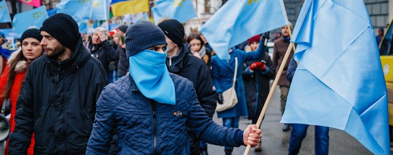 Порошенко готов внести изменения в Конституцию относительно создания крымскотатарской автономии