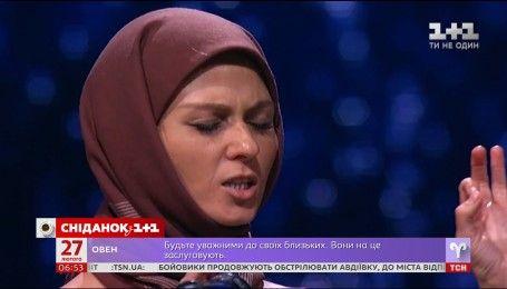 Катя Chilly несподівано з'явилася на сцені Голосу країни-7