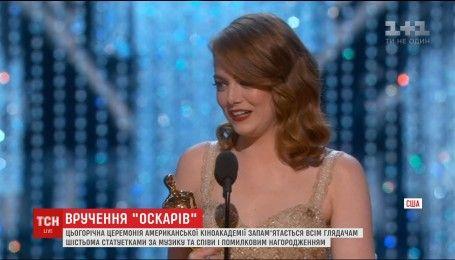 """""""Ла-Ла-Ленд"""" отримав найбільшу кількість """"Оскарів"""", але фільмом року не став"""