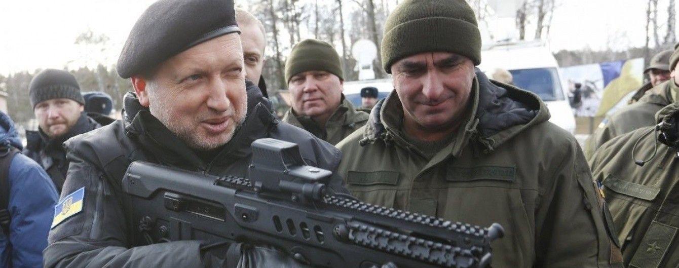 Турчинов пригрозив кримінальними справами українським депутатам, які поїхали до Криму