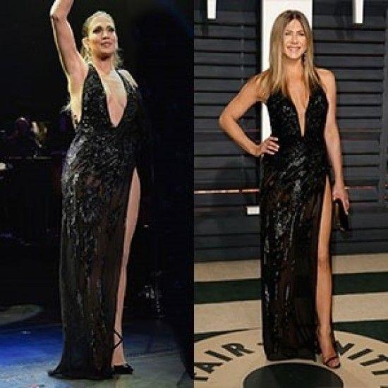 Кому больше идет платье от Versace?