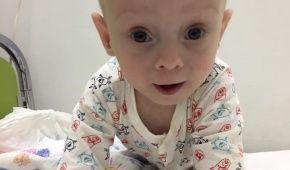 Крихітному Єгору Чепурненку потрібна обов'язкова трансплантація нирок