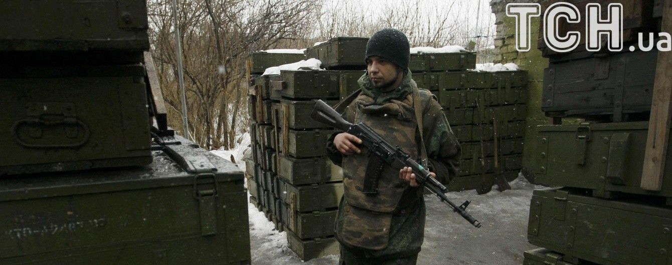 Боевики из 120-мм минометов обстреляли два поселка под Мариуполем