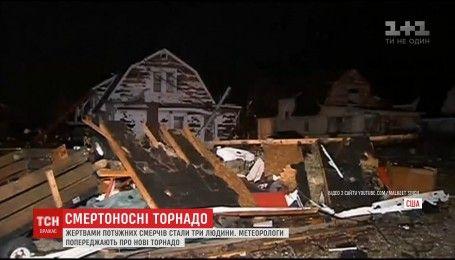 У США пронісся потужний торнадо, є постраждалі