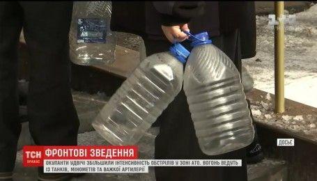 Прифронтовая Авдеевка готовится к автономному обеспечению водой