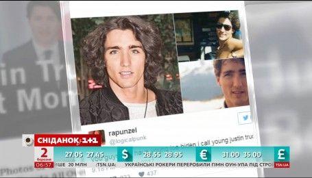 Юнацькі світлини канадського прем'єра вразили Інтернет