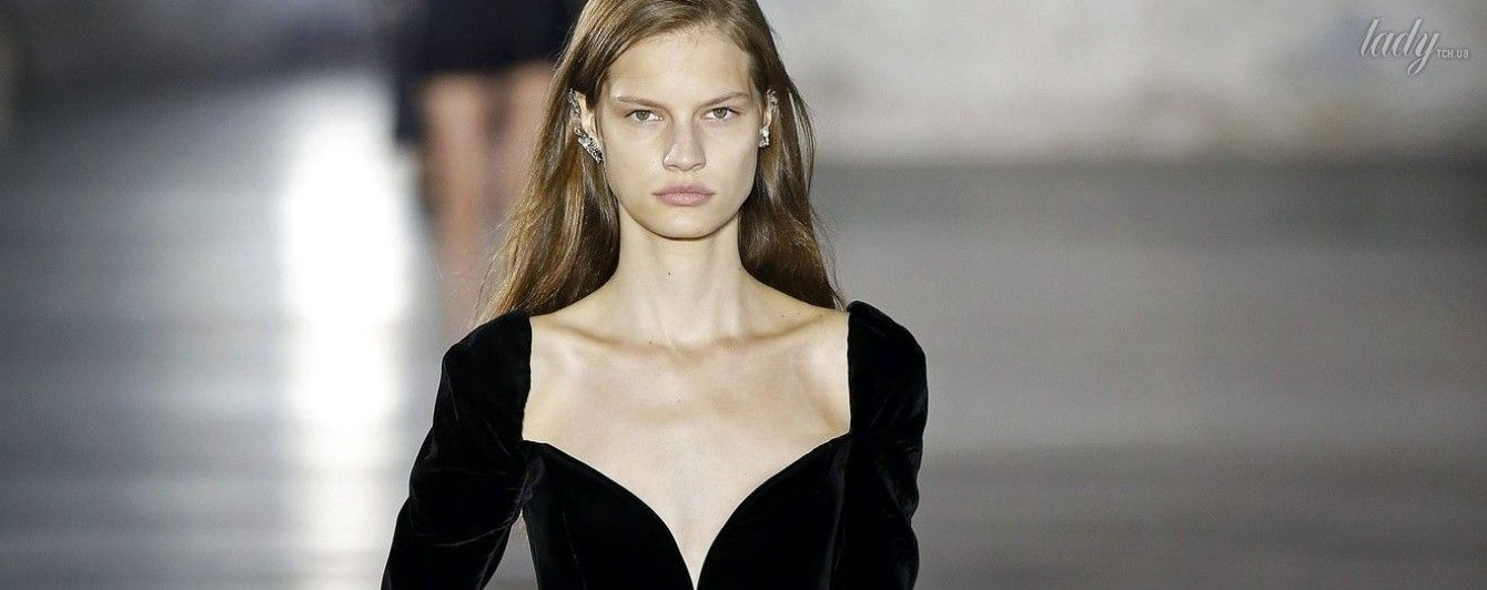 Фигурное декольте: тенденции моды сезона весна-лето 2017