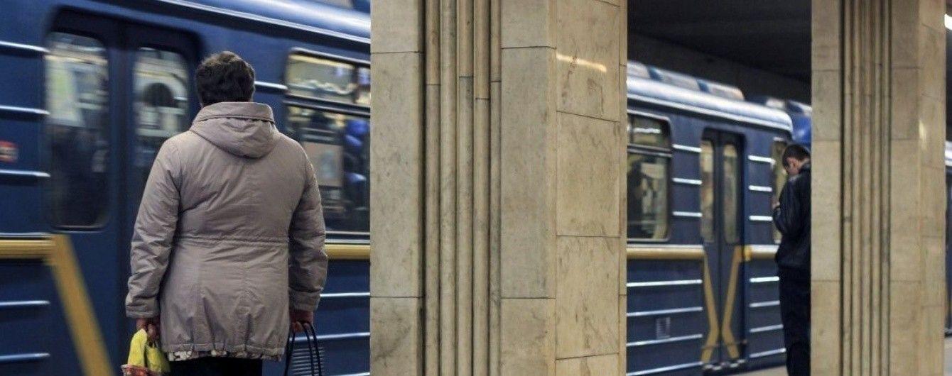 В киевском метро можно рассчитаться через смартфон