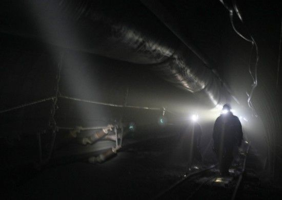 Страйк під землею: на Луганщині 70 шахтарів вимагають виплатити зарплати