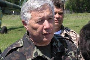 Ющенко знову внесе кандидатуру Єханурова на посаду міністра оборони