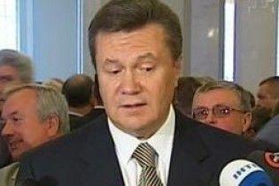 Янукович: я не хотів, щоб по Дніпру з Києва попливли трупи