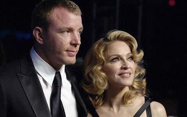 Мадонна святкуватиме Різдво із Гаєм Річі