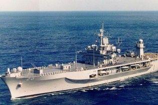США направили озброєні міноносці до Південно-Китайського моря