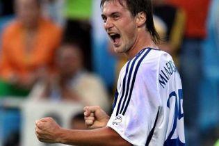 Мілевського визнали кращим футболістом року