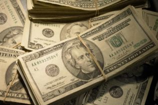Долар на міжбанку зупинився на 6 грн.