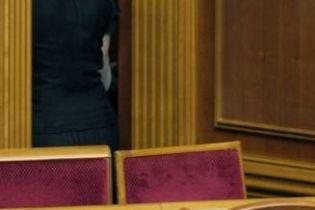 Звільнення Тимошенко перенесли на три тижні