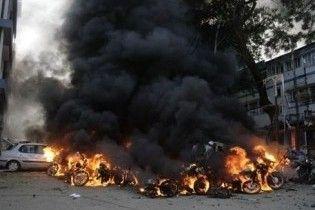Пожежа в Індії: загинули 63 людини (відео)