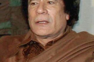 В Україну приїде Каддафі (відео)