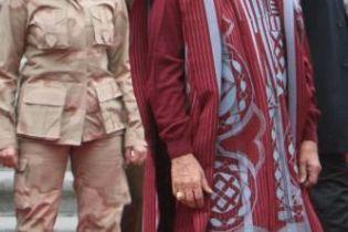 Каддафі знає, що врятує світ від кризи (відео, оновлено)