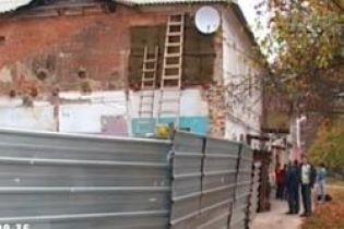 В Одесі зносять незаконні будинки (відео, оновлено)