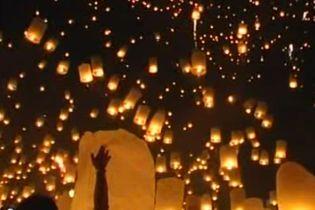 В Таїланді відсвяткували одне з найкрасивіших свят (відео, оновлено)