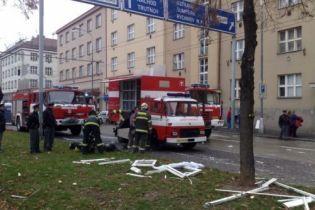 У Чехії від вибуху газу в будинку 1 людина загинула і 6 постраждали