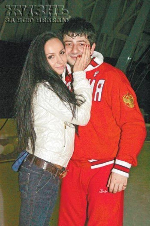 Михаїл Галустян став батьком