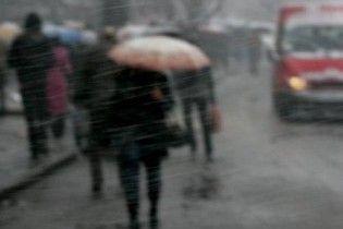 Погода в Україні ще більше погіршиться