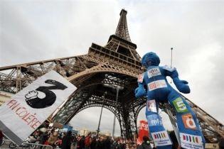 У Франції страйкують телеканали, через заборону на рекламу (відео)